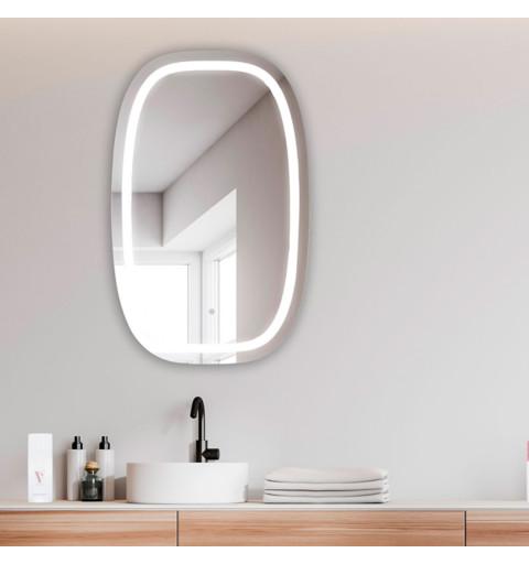 Espejo recargable ovalado...