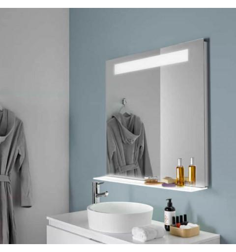 Espejo moderno con perfil...