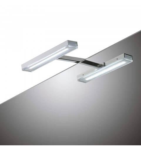 Aplique LED para baño de...