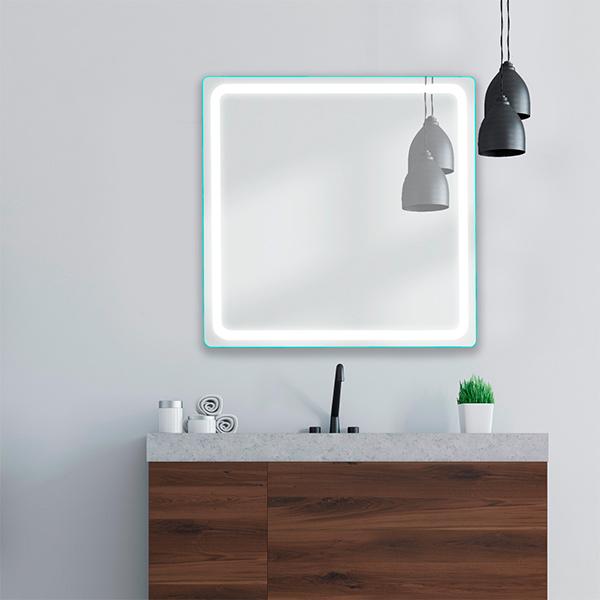 Espejos led para baños