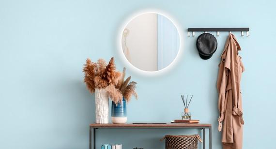 Personaliza tus estancias con espejos